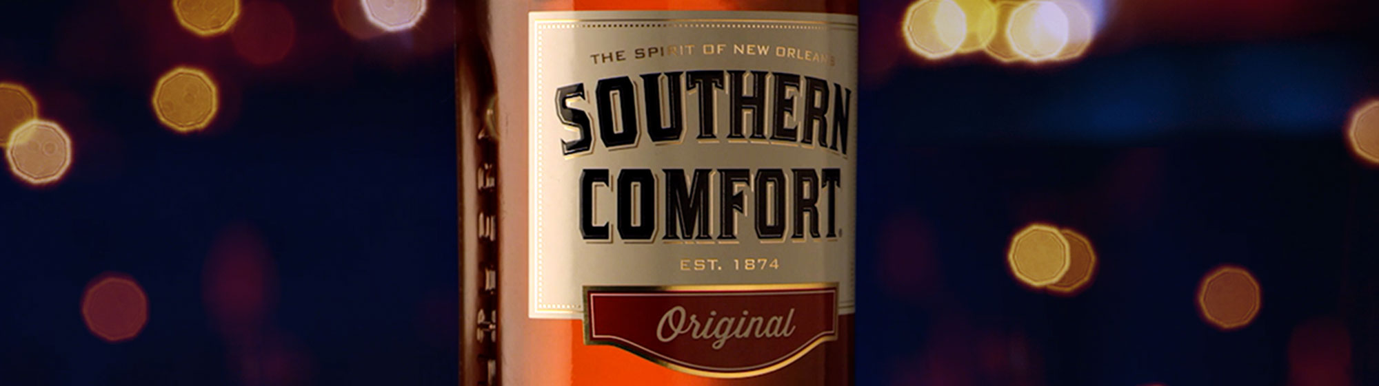 Southern comfort original secondary